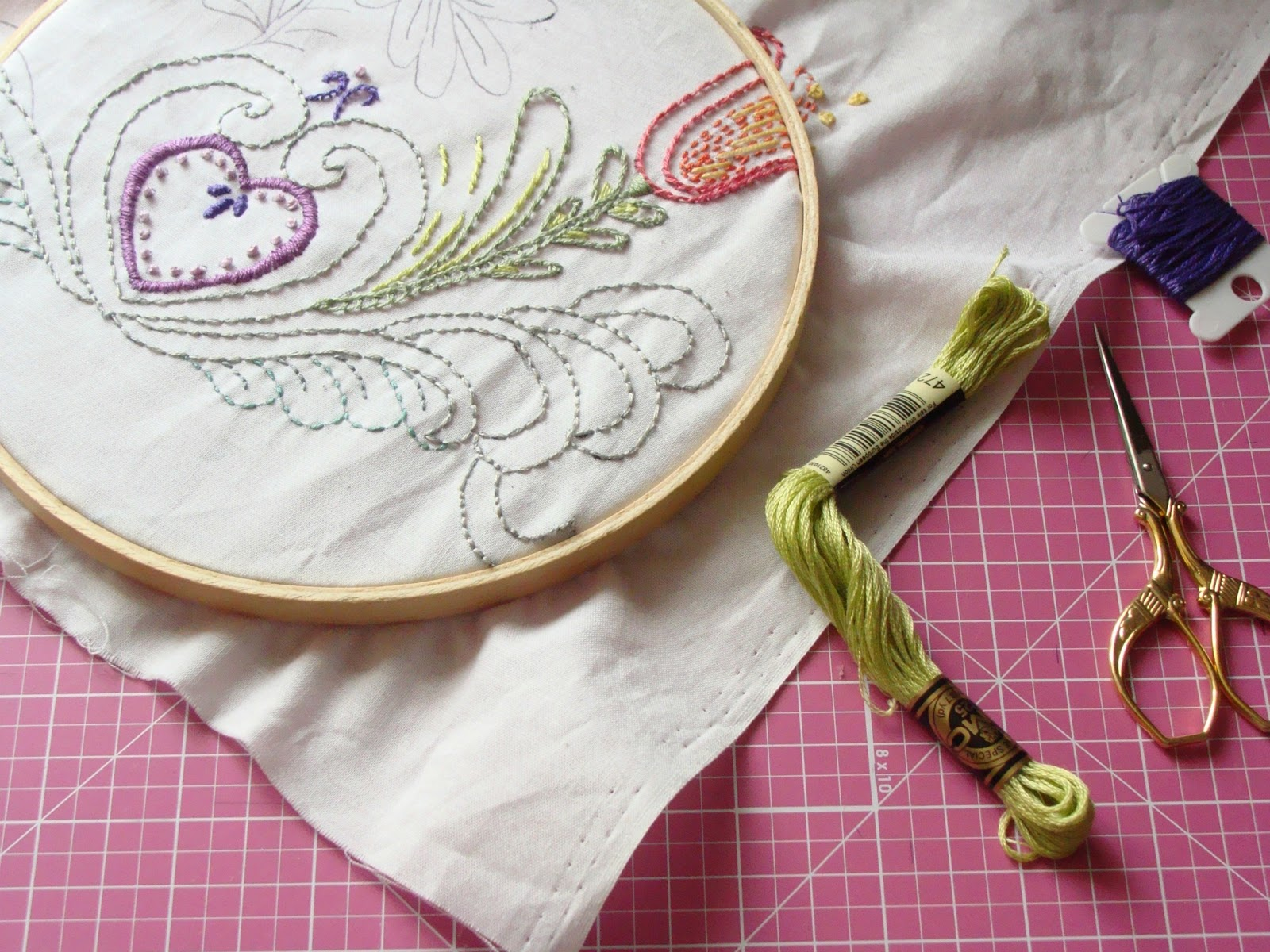 Hand Embroidery Blogs Free Embroidery Patterns