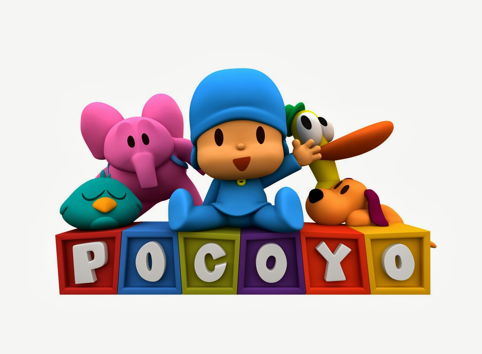 POCOYO ENGLISH EPISODES
