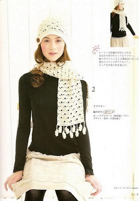 Bufandas tejidas a mano- crochet flower scarf handmade – Chicago