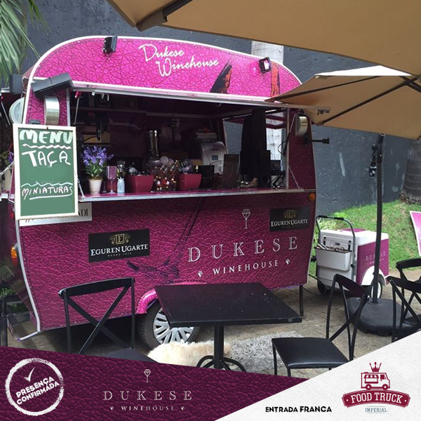 Evento Food Truck dukese winehause