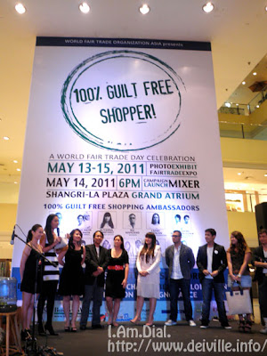 World Fair Trade Organization-Asia: I'm a 100% Guilt Free Shopper 1