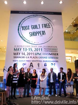 World Fair Trade Organization-Asia: I'm a 100% Guilt Free Shopper 2