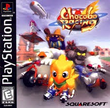 Chocobo Racing - PS1 - ISOs Download
