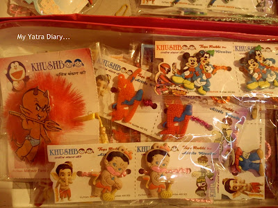 Rakhis of chota Hanuman, spiderman for the kids, Raksha Bandhan