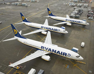 Ryanair Q1 profit up 25% to €245m