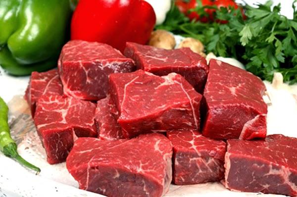 cara aman makan daging kambing dan sapi