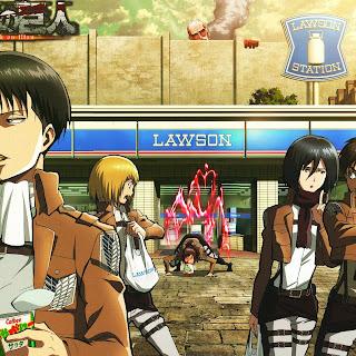 Spin-off de Shingeki No Kyojin sobre Levi Ackerman sera adaptado en 2 ovas!