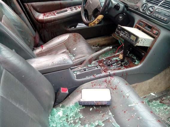general oneya daughter killed robbers