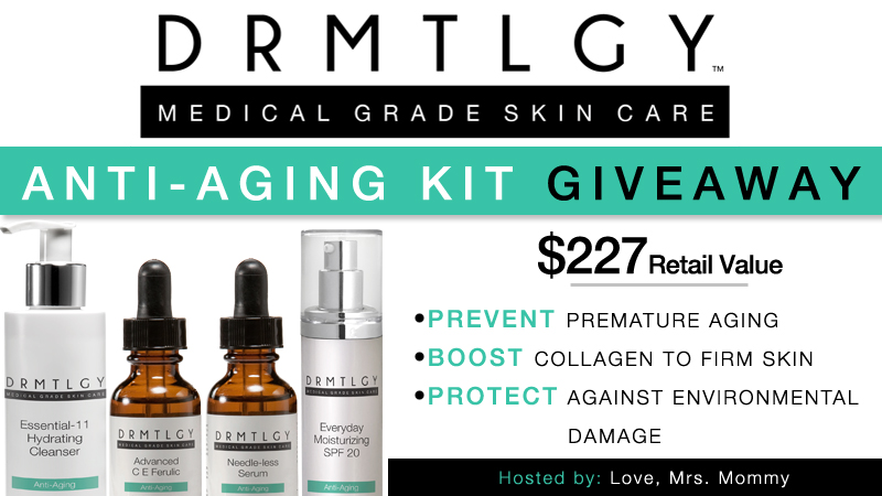 Drmtlgy Giveaway