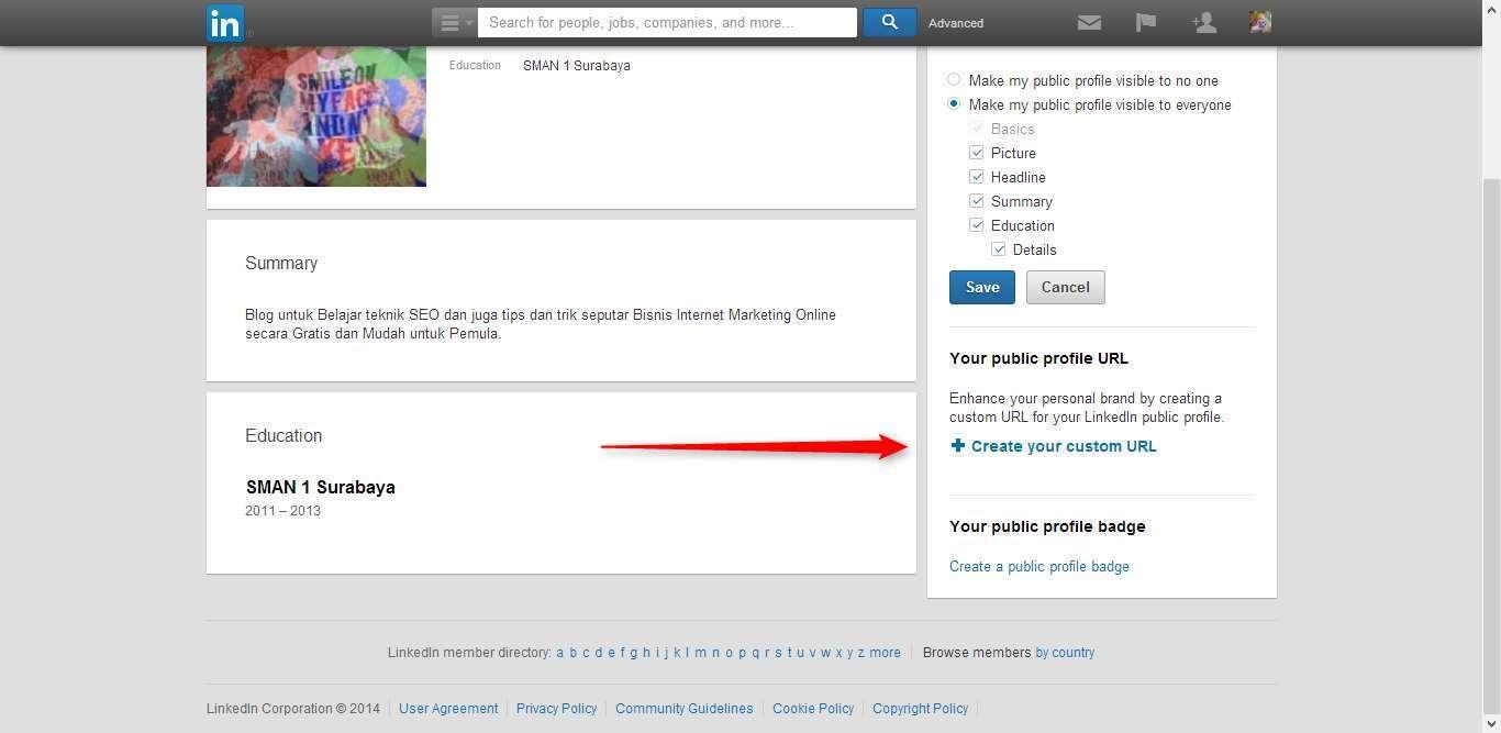 Cara Menggunakan LinkedIn Untuk SEO Blog 3