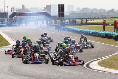 A Sprinter disputou as últimas edições no mesmo grid da Senior e Super Senior
