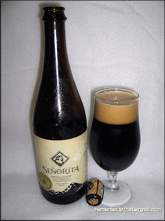 Elevation Beer Company Señorita Imperial Porter