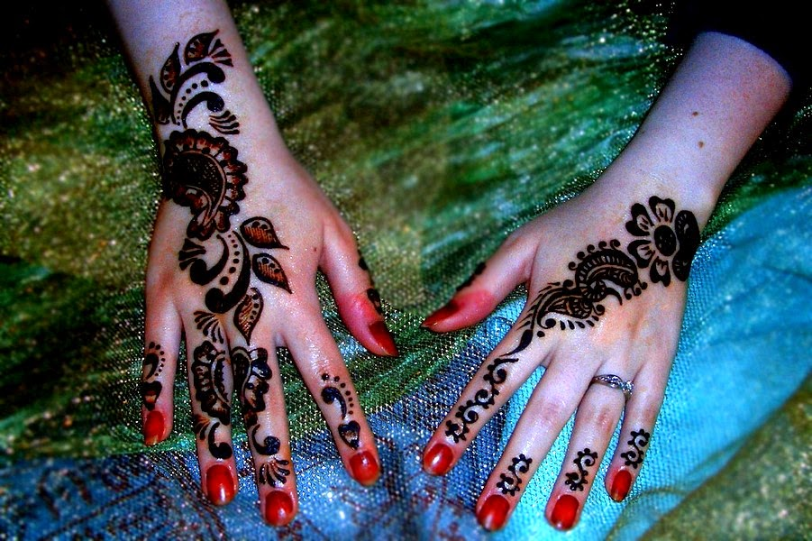 Top-10 Eid Mehndi Designs for Girls