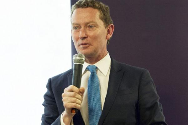 Energy Minister Greg Barker.