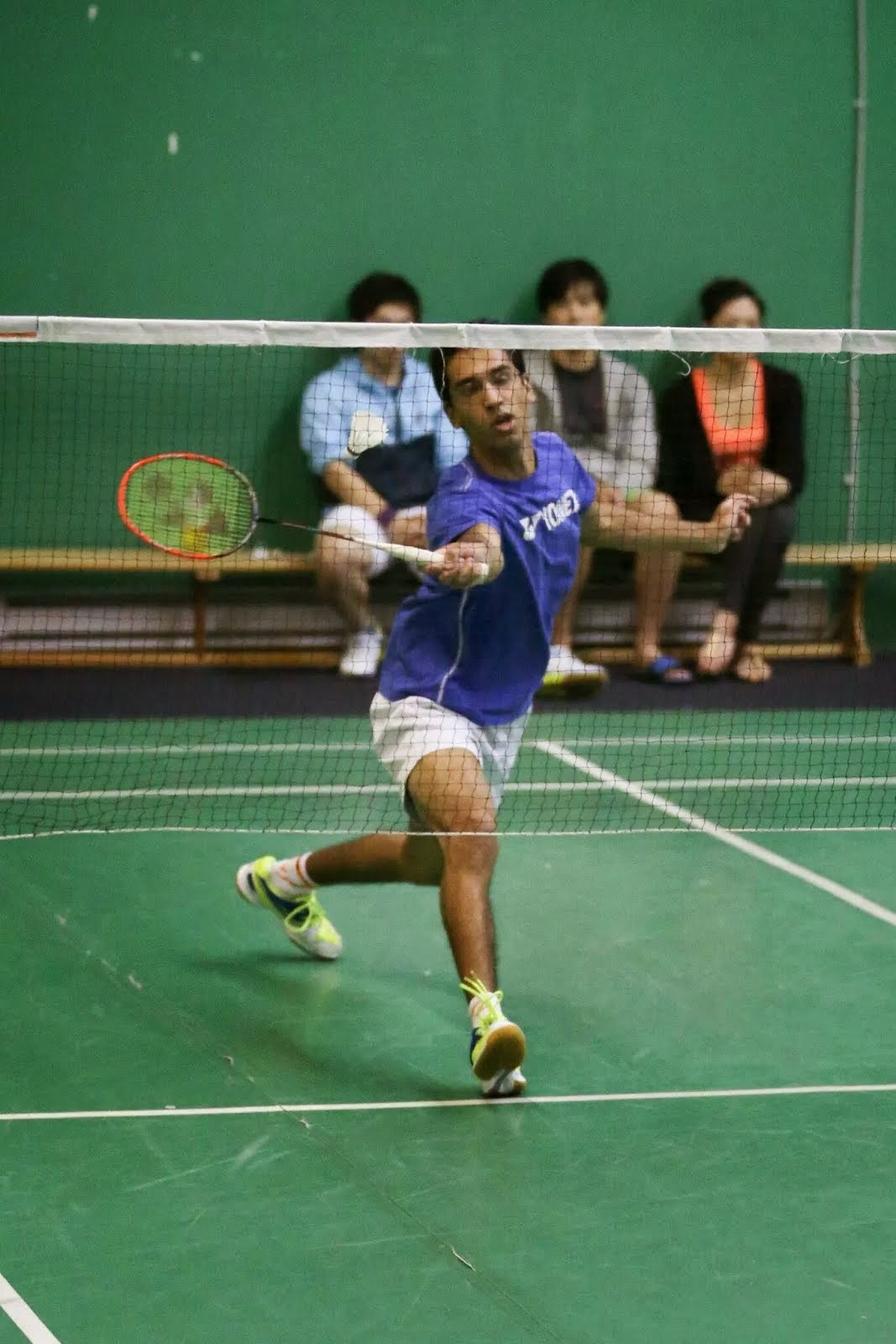 My Badminton and Life Blog