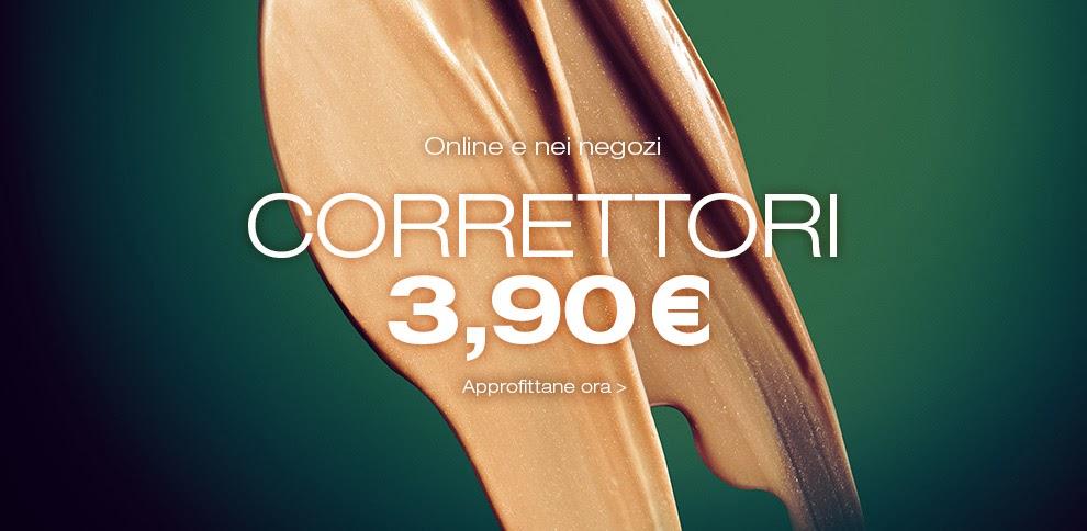 KIKO - Correttori da 3,90€