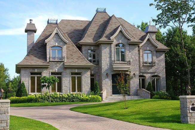 Fachadas de piedra fachadas de casas con frente de piedra for Frentes de casas con piedras