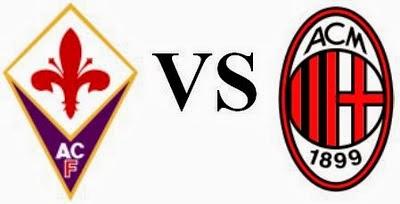 Prediksi Skor Fiorentina vs AC Milan 27 Maret 2014