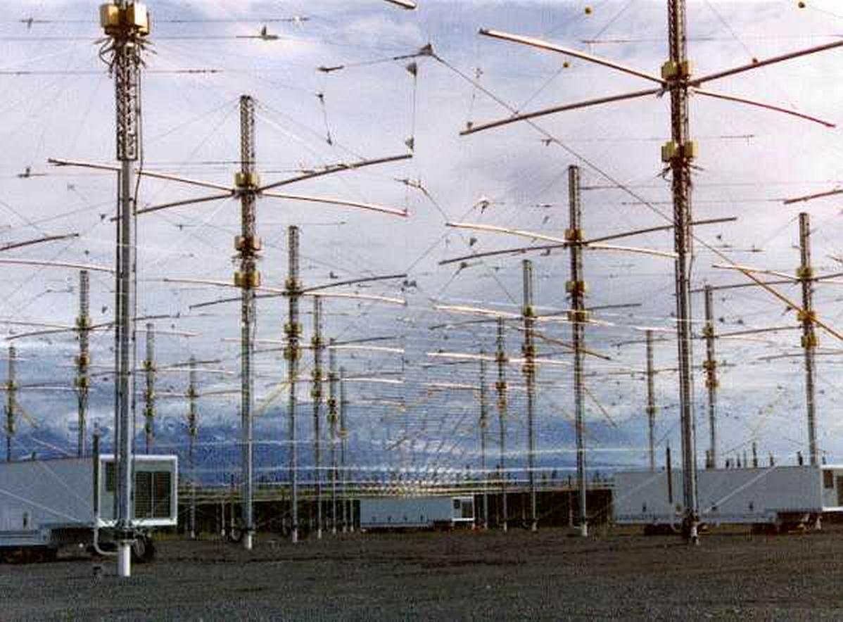 haarp project L'un des premiers brevets concernant des systèmes de type radio émetteurs du projet haarp avait pour projet un site de plus de 70 km de.