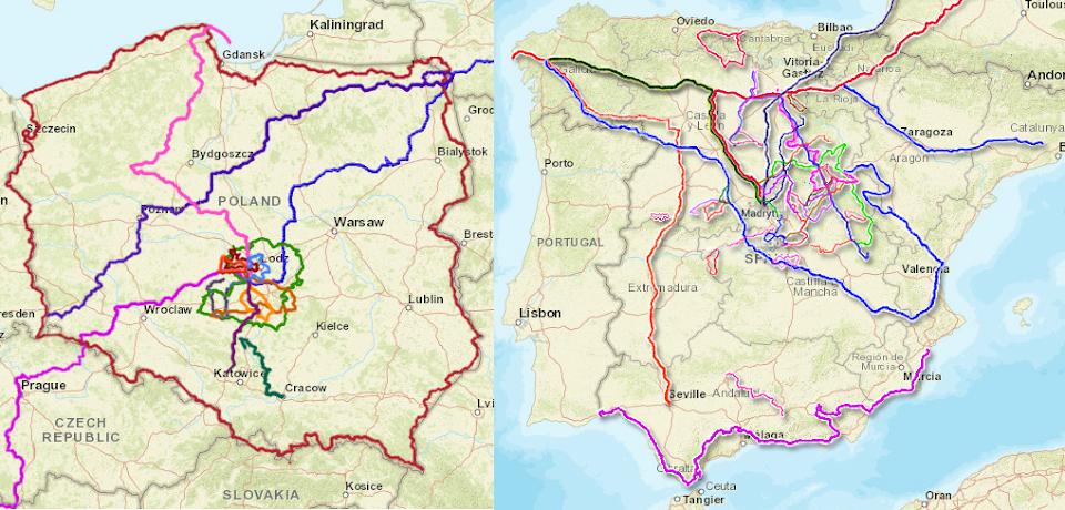 Polska i Półwysep Iberyjski