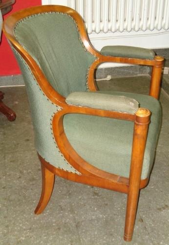 Joseph Ulrich Danhauser krēsls