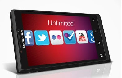 Motorola Triumph Smartphone on Virgin Mobile Review and Specification