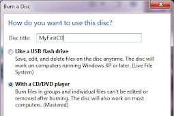 Cara Burn File Ke DVD di Windows Tanpa Software