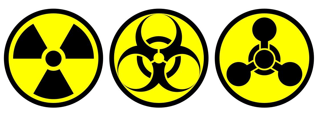 Desastre con armas quimicas provocado por eeuu