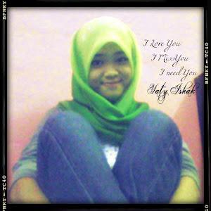 I'm Nur Hayati Ishak