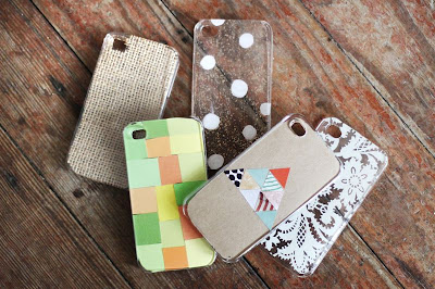 Fundas para el móvil en Recicla Inventa