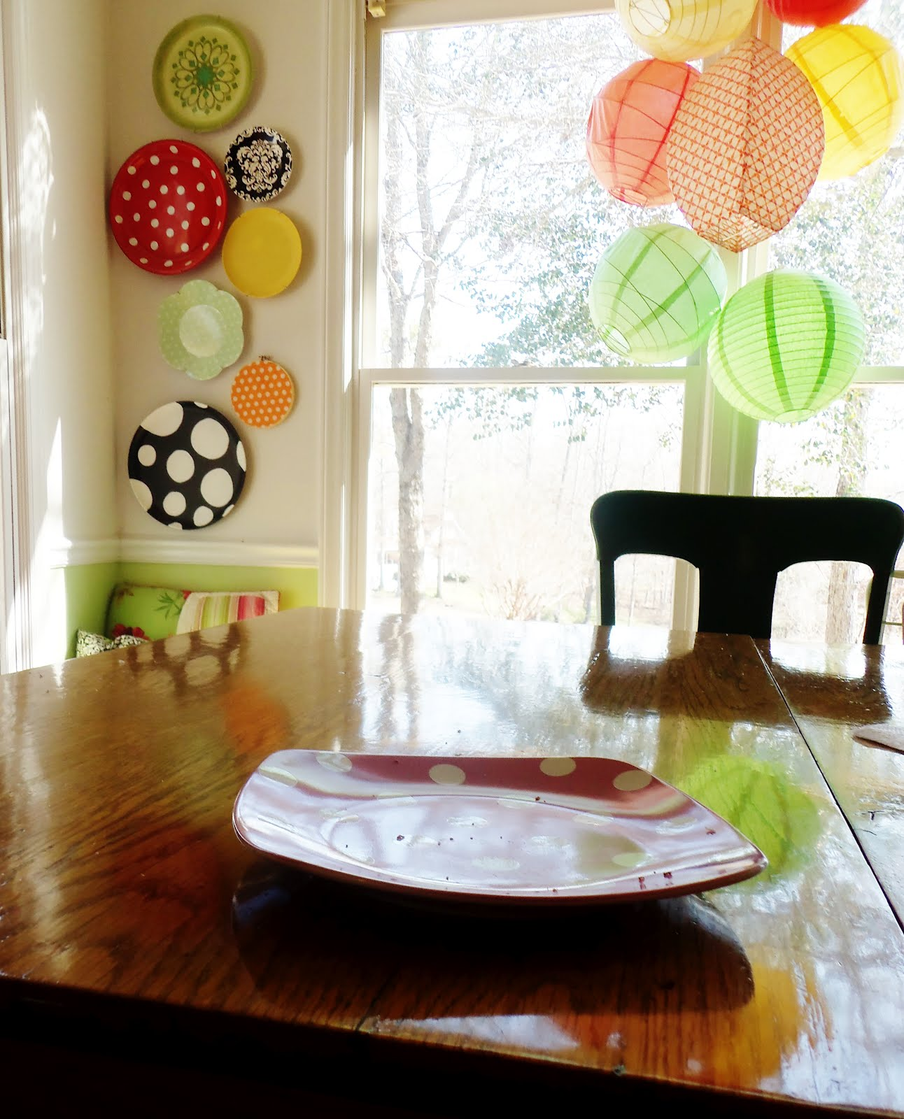 sara\'s art* house: doughnuts + more changes in the kitchen