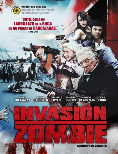 Ver Invasion Zombie (2012) Online