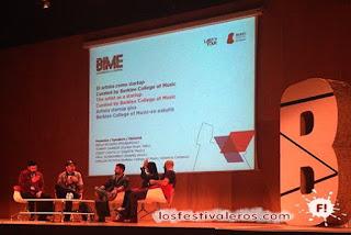 BIME, PRO, Festival, Conferencia, Charla, Bilbao