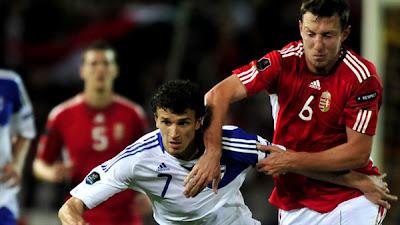 Hungary 0 - 0 Finland