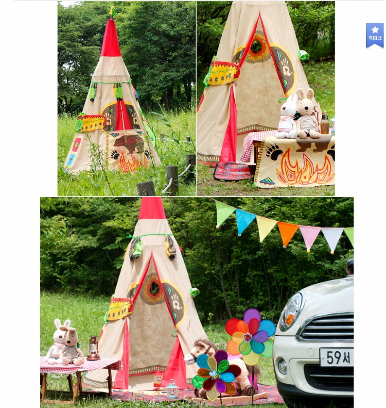 Indoor Tent for Baby Toddlers garden Outdoor Playhouse Kids Child Wigwam Teepee  sc 1 st  Facial Skin Care Mask Sheet Chopsticks Korean Food Toy Dolls Kids Tent & Indoor Tent for Baby Toddlers garden Outdoor Playhouse Kids Child ...