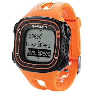 Garmin Forerunner 10 GPS Running Orange/Black