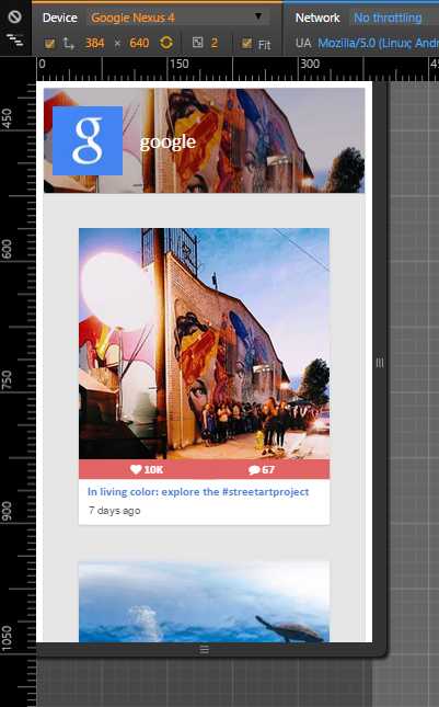 InstaMax - Instagram Photo Gallery on your Website