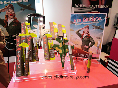 novità sephora press day autunno inverno 2015  air patrol benefit