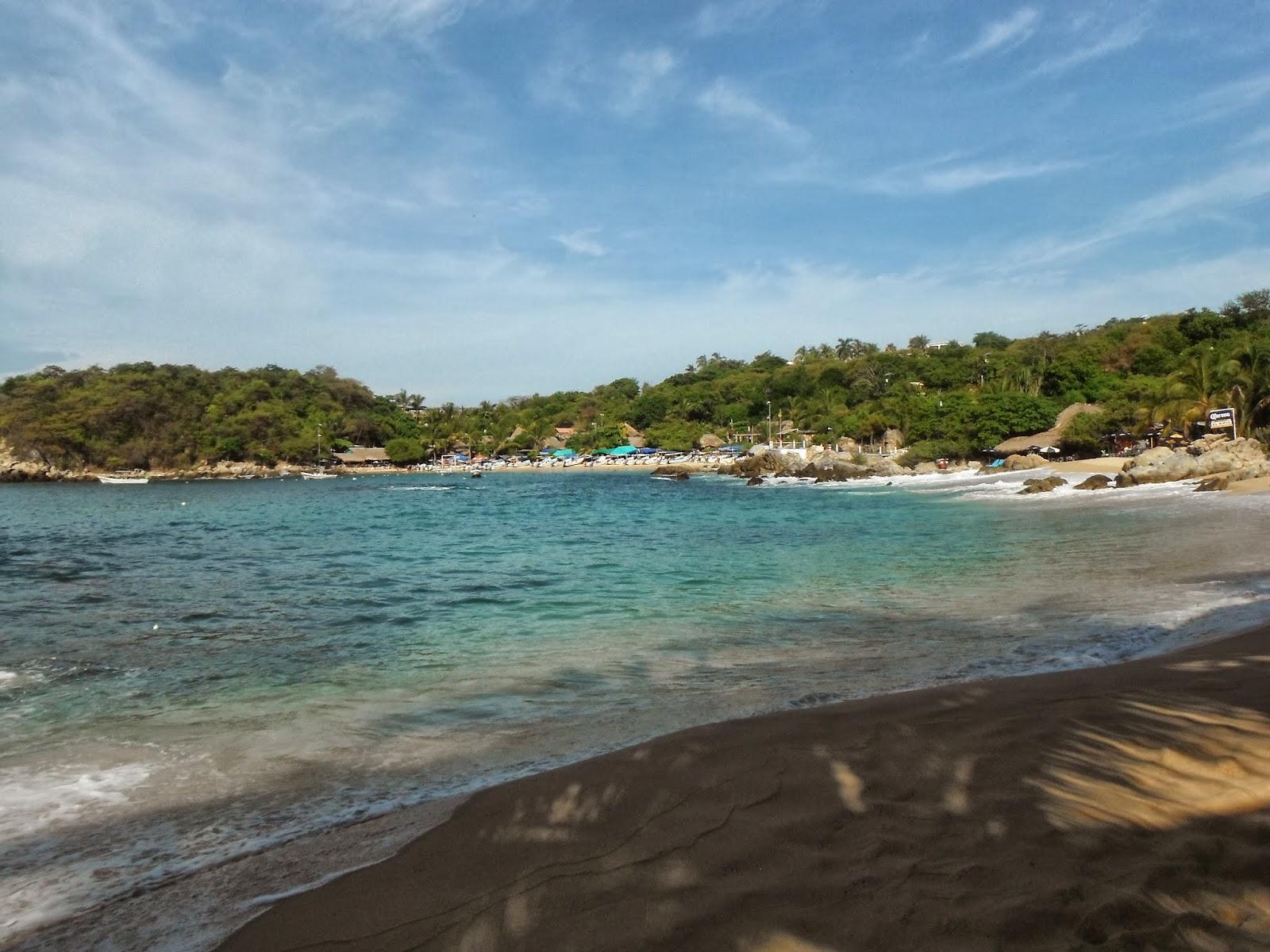 Ecoturismo m xico playa manzanillo puerto escondido for En zacatecas hay playa