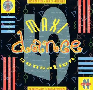 Maxi Dance Sensation vol.5 (1991)