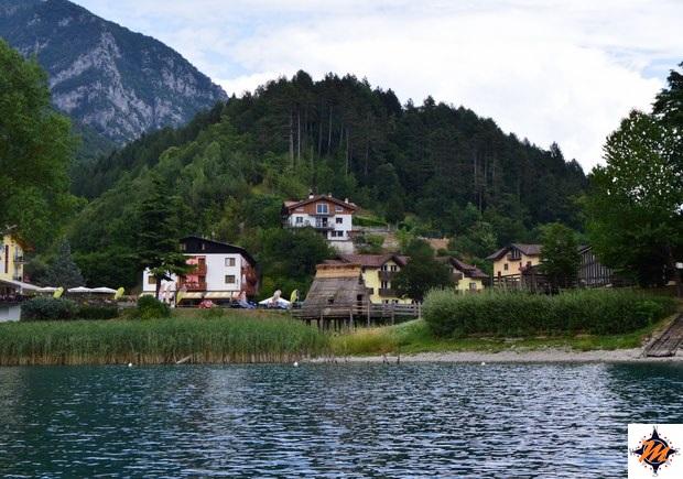 Lago di Ledro, insediamento palafitticolo