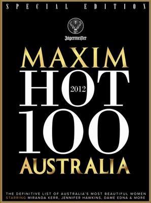 Maxim Australia - Hot 100 [2012]