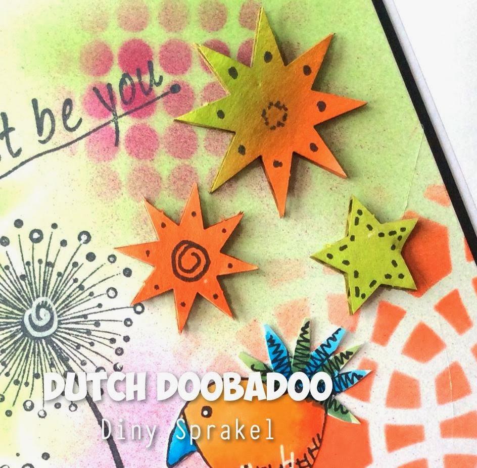 DUTCH DOOBADOO - Magazine cover