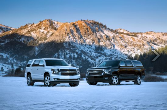 Demand for 2015 Chevy Tahoe and Suburban Go Beyond Expectations