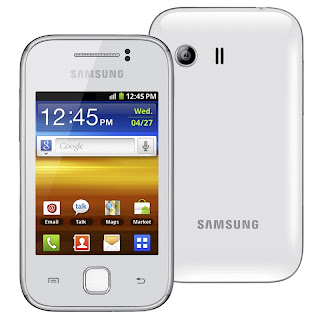 Gambar dan harga Samsung Galaxy Y S5360