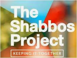 The Shabbos Project - 'Keeping it together'