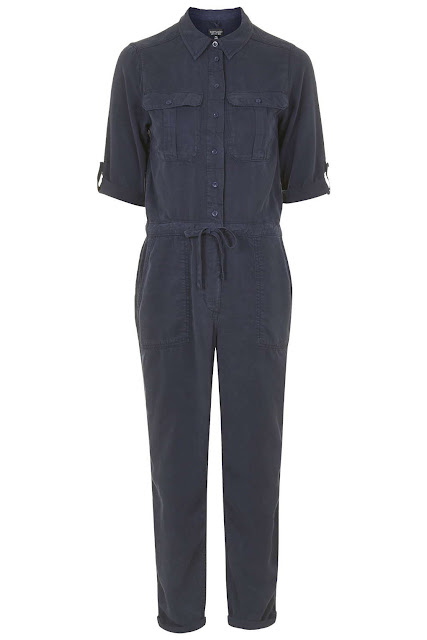navy shirt  jumpsuit, navy utility suit,