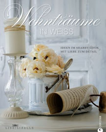 Buch: Wohntrume in Weiss, von Lisa Libelle