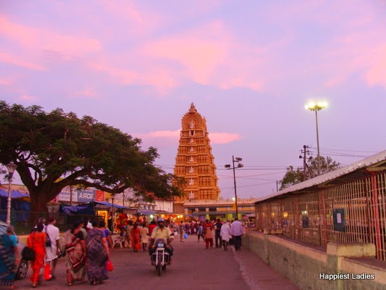 Mysore Chamundi Temple