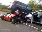 3 Die, 50 Injured In Luxurious Bus Accident On Auchi-Okene Road